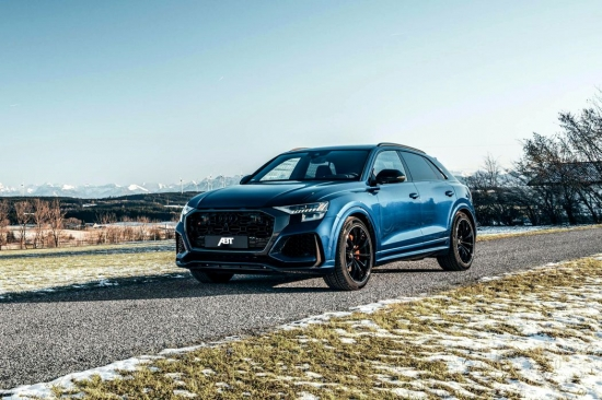 Audi RS Q8 modified ABT may be the fastest SUV in the world