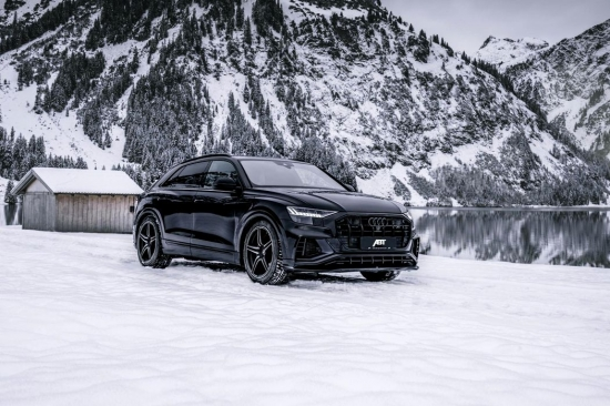 German tuner ABT introduced the Audi SQ8 in a new guise