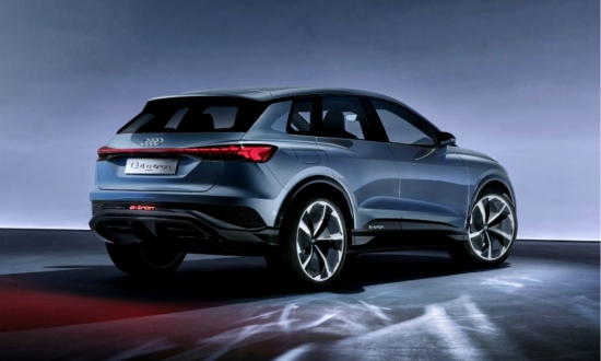 Audi will build the Q4 e-tron electric car