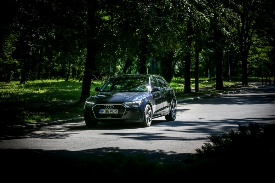 Audi A1 30 TFSI DSG the perfect city car